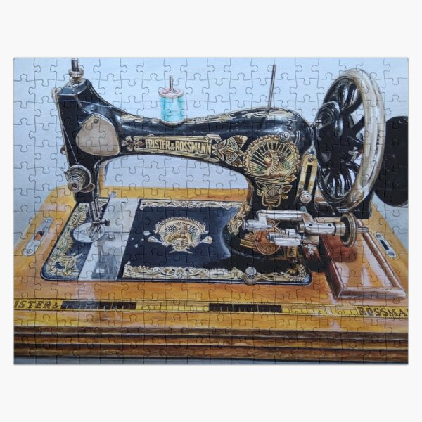 The Machine XII Jigsaw Puzzle