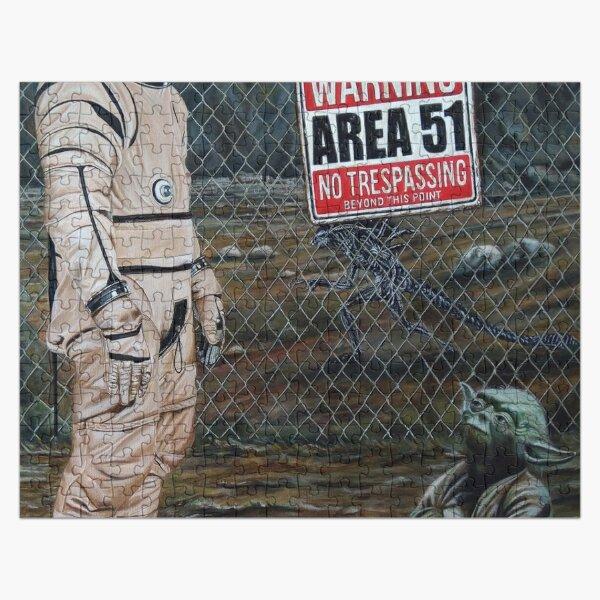 Area 51 Jigsaw Puzzle