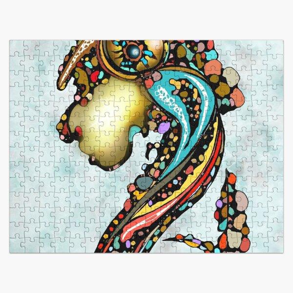 Dragon King Jigsaw Puzzle