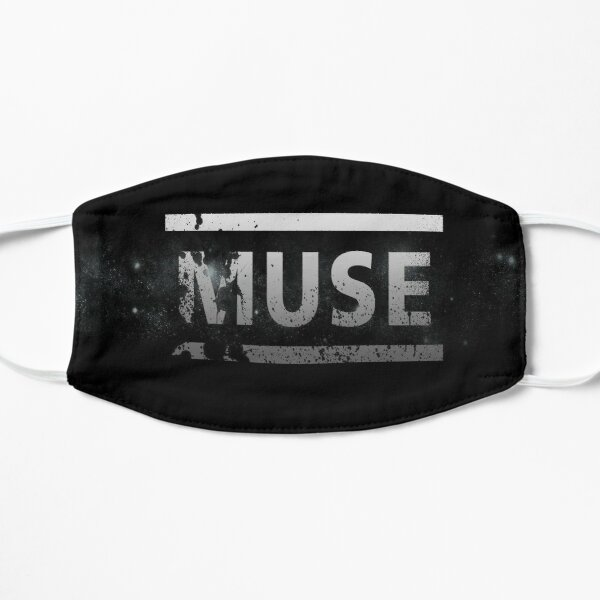 The best desing art of Muse Band Mask