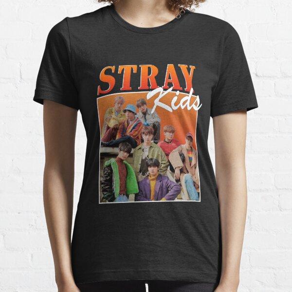 StrayKids Vintage T-shirt essentiel