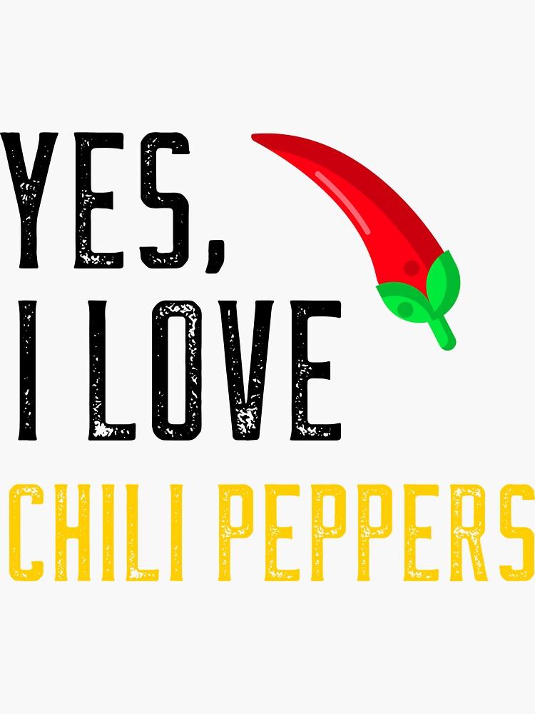 Yes, I love chili peppers by ds-4