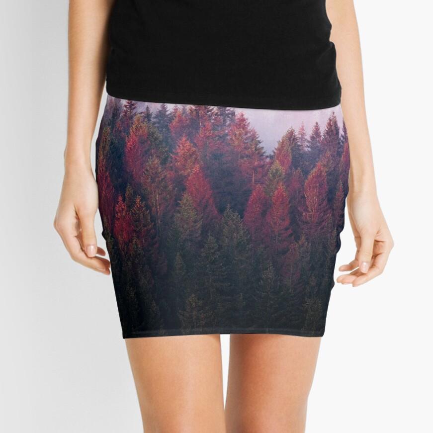 The Ridge Mini Skirt