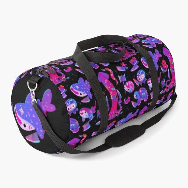 Stabby marine life Duffle Bag