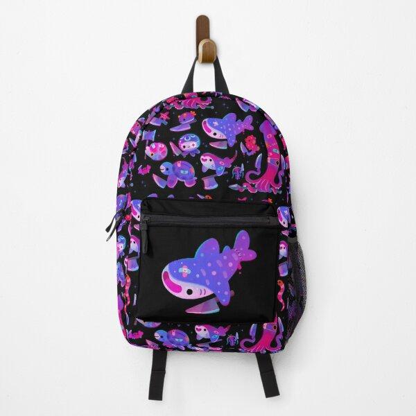 Stabby marine life Backpack