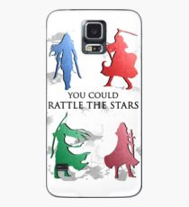 Throne of Glass Watercolour Case/Skin for Samsung Galaxy