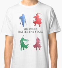 Throne of Glass Watercolour Classic T-Shirt