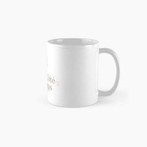 Logo - Beige Mug classique