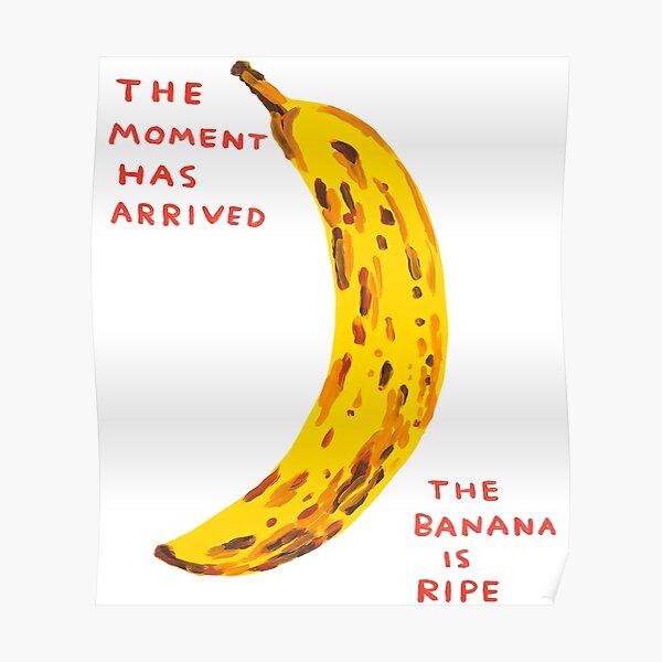 The Banana Davids Is Ripe Poster