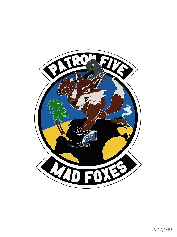 Model 49 - Patrol Squadron FIVE (VP-5) - Mad Foxes by wings4u