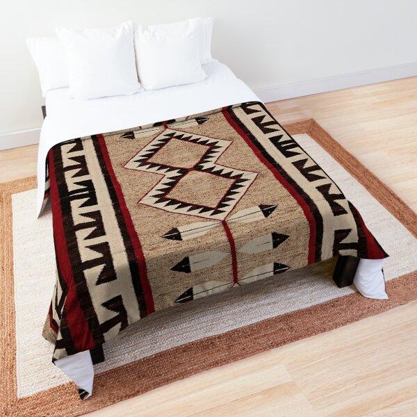 The Eternal   Navajo Pattern Comforter