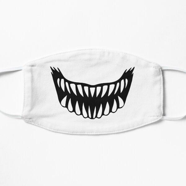 Monster White Teeth High Detail Mask