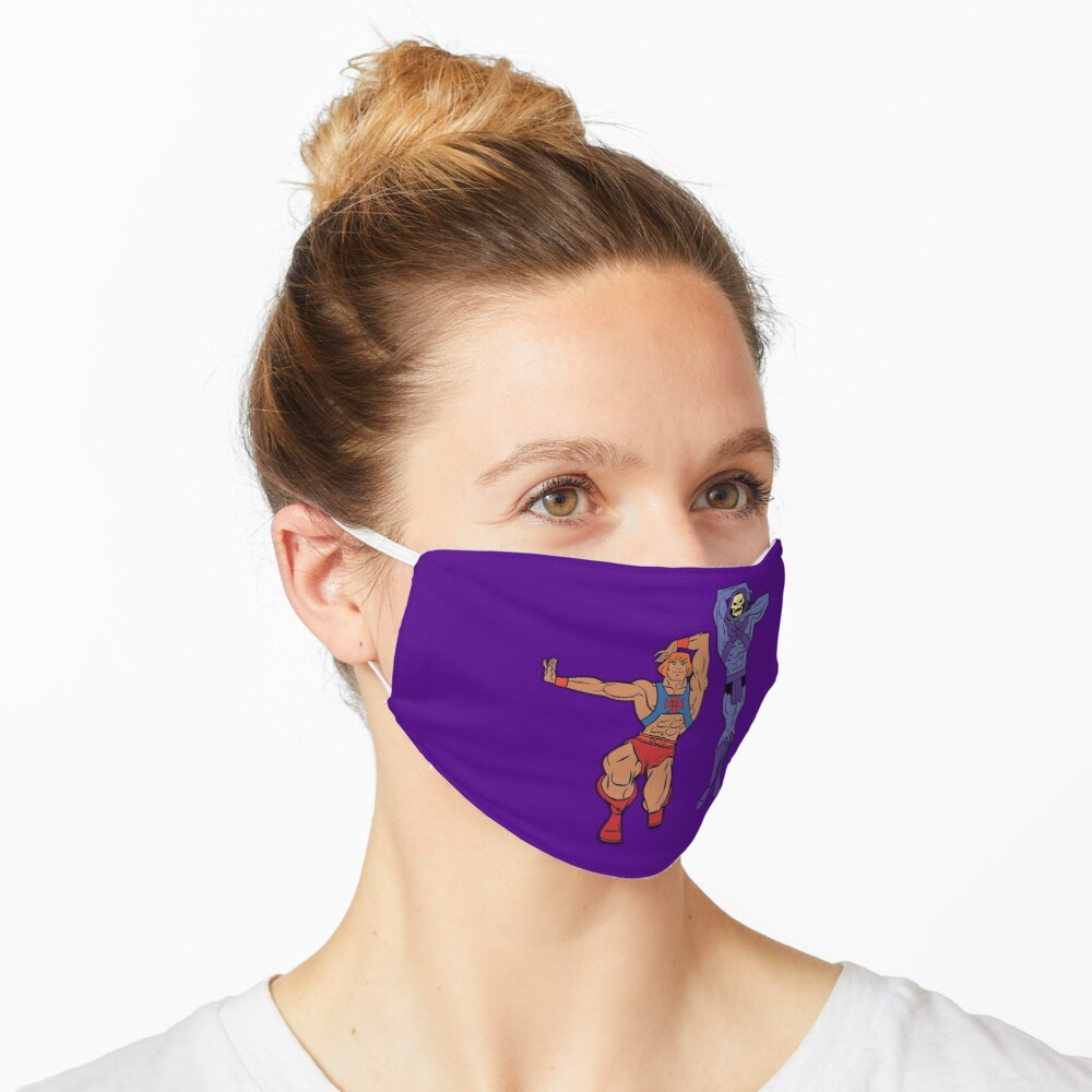Masters Of the Universe Vogue Off Mask