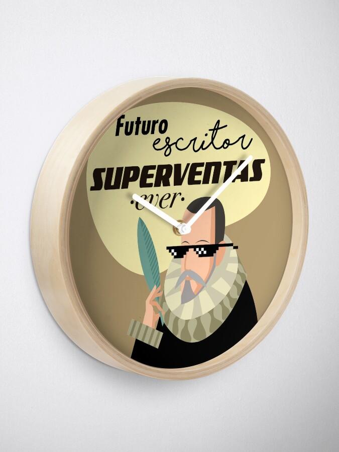 Vista alternativa de Reloj Futuro escritor superventas ever
