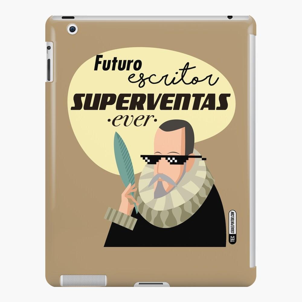 Futuro escritor superventas ever Funda y vinilo para iPad