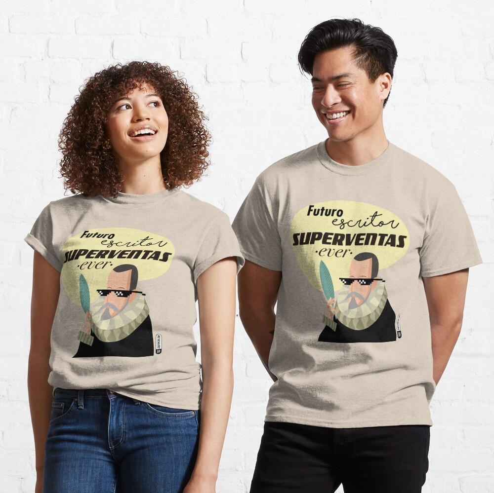 Futuro escritor superventas ever Camiseta clásica