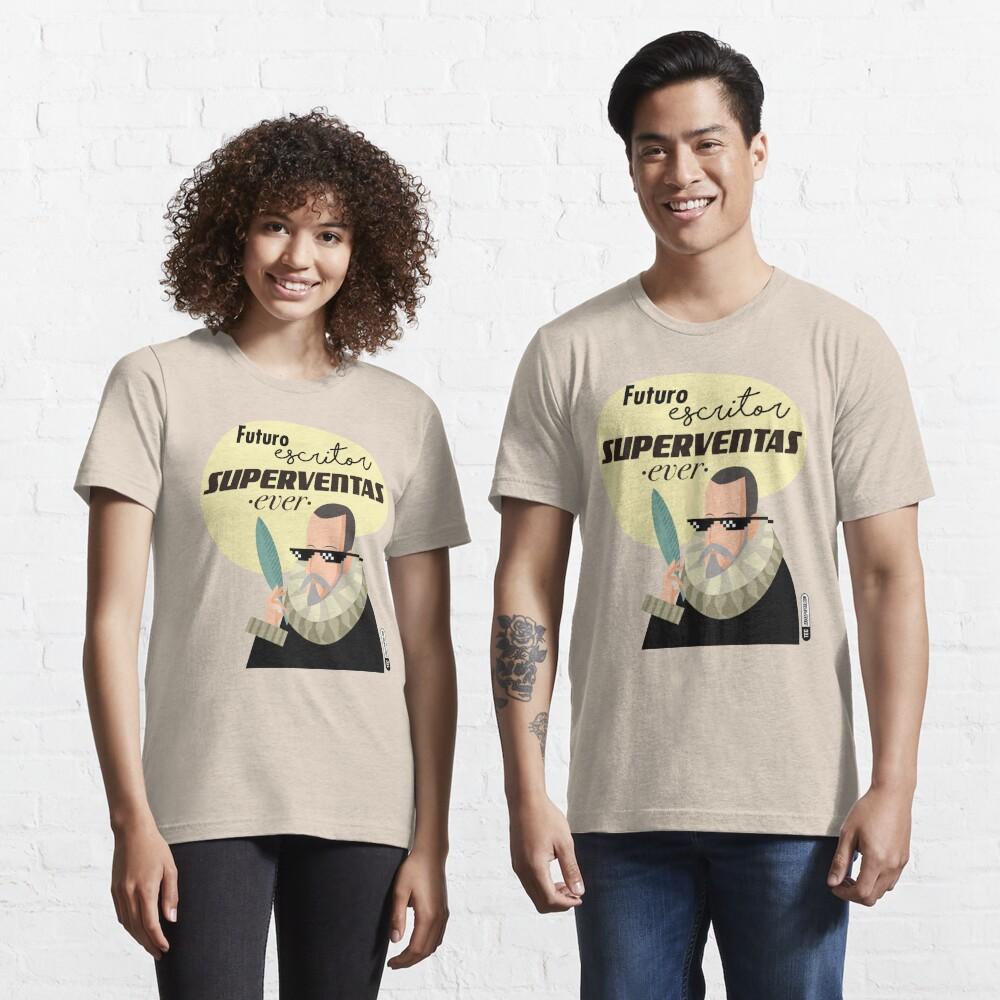 Futuro escritor superventas ever Camiseta esencial