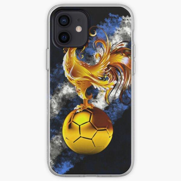 Tottenham Hotspur Coque souple iPhone