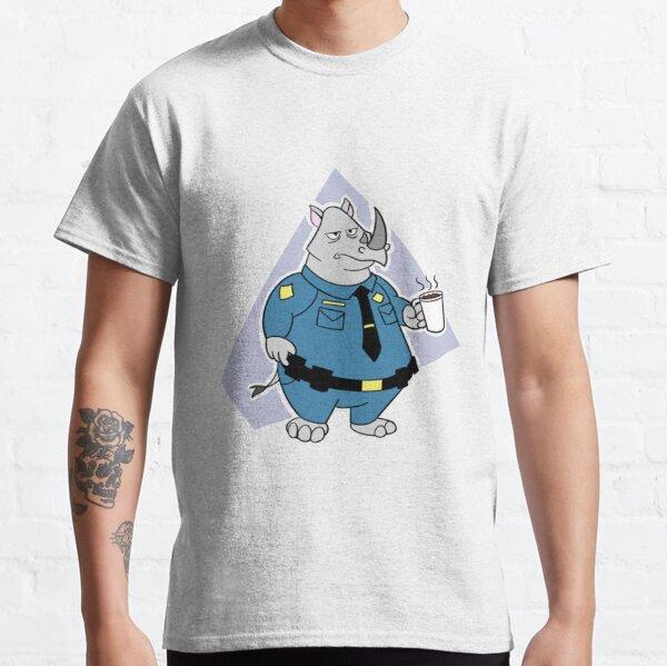 Officer McHorn Classic T-Shirt