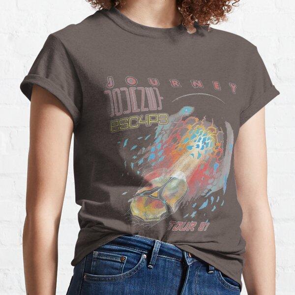 Journey Escape Tour Black Tee Classic T-Shirt