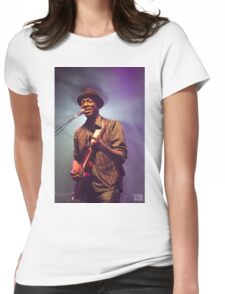 Keb Mo Womens Fitted T-Shirt