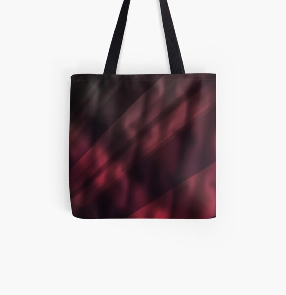 Tartangle All Over Print Tote Bag