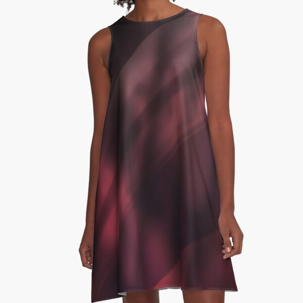 Tartangle A-Line Dress