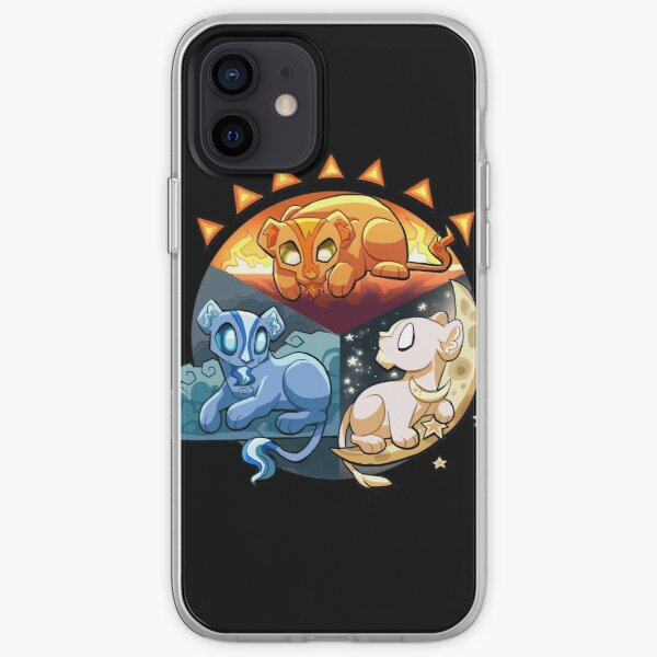 The Three Sisters  iPhone Soft Case