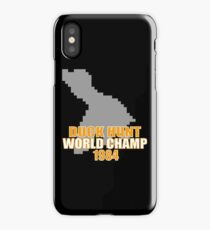 Duck Hunt Gaming Quote iPhone Case/Skin
