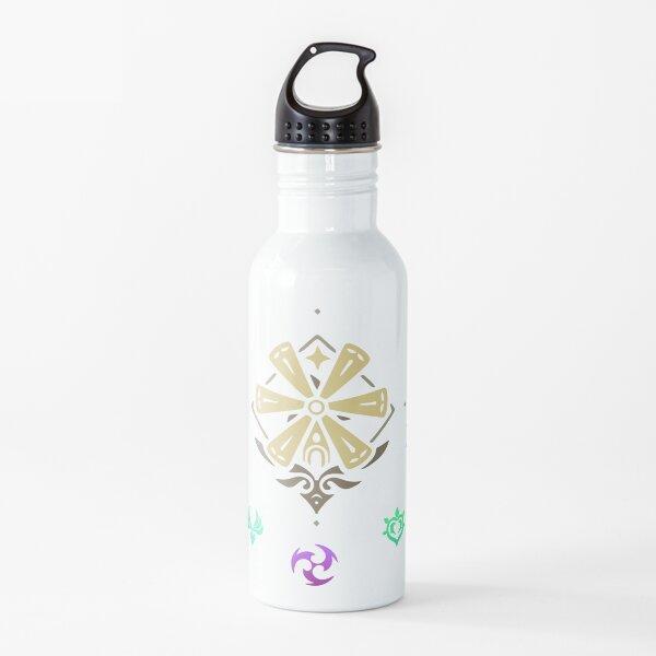 Genshin impact elements impact Water Bottle