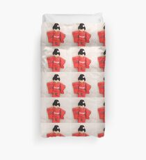 Chinese doll Duvet Cover