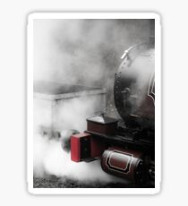 Letting Off A Little Steam Sticker
