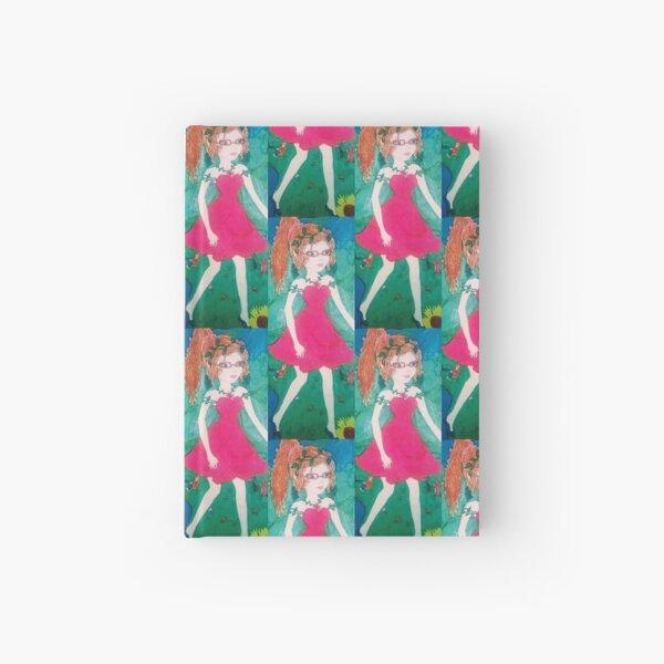 Fairy items, art, child design Hardcover Journal