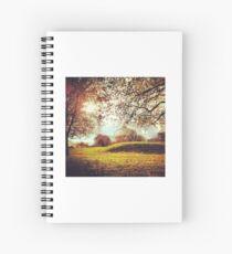 Alexandra Palace, London Spiral Notebook
