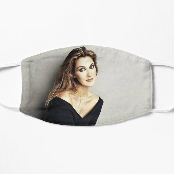 Céline Dion pour les fans Club Masque sans plis