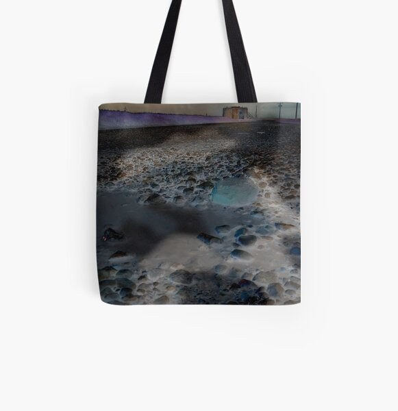 Things Only Children See All Over Print Tote Bag