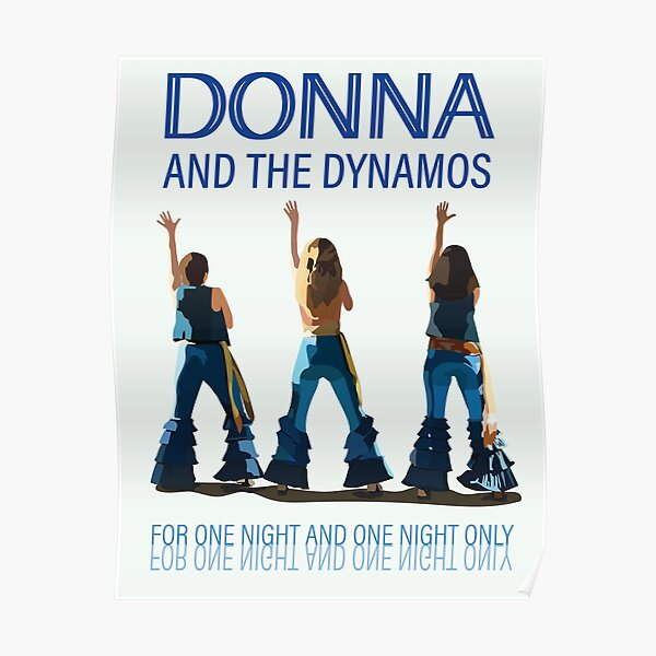 Donna y los Dynamos, por una noche y solo una noche Póster
