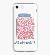 love jar iPhone Case/Skin