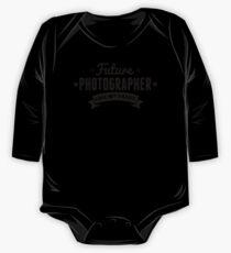 Future Photographer Like My Daddy One Piece - Long Sleeve