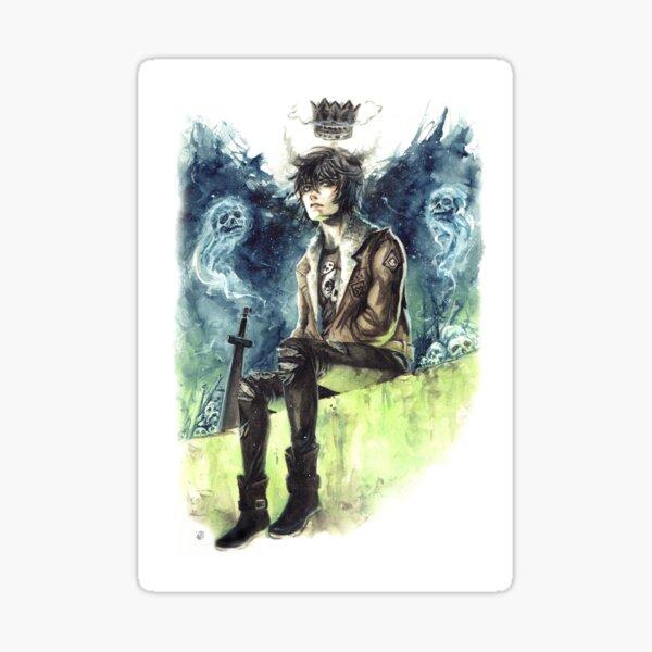 Nico Di Angelo - Son Of Hades Sticker