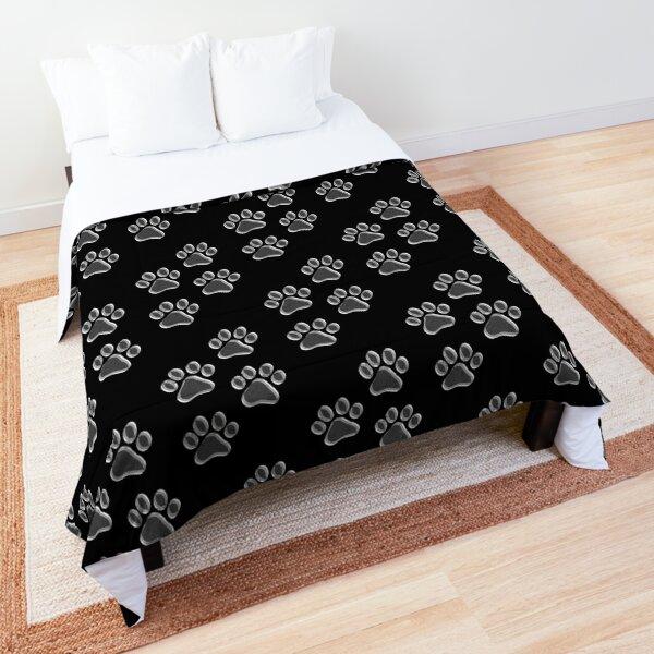 dog paw Comforter