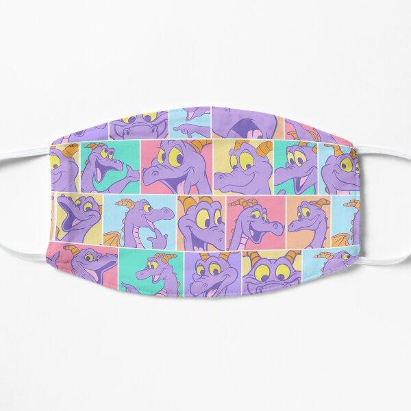 Figment Block pattern Flat Mask