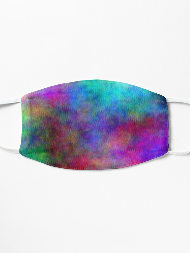 Alternate view of Nebula - Dreamy Psychedelic Space Inspired - Abstract Art Mask