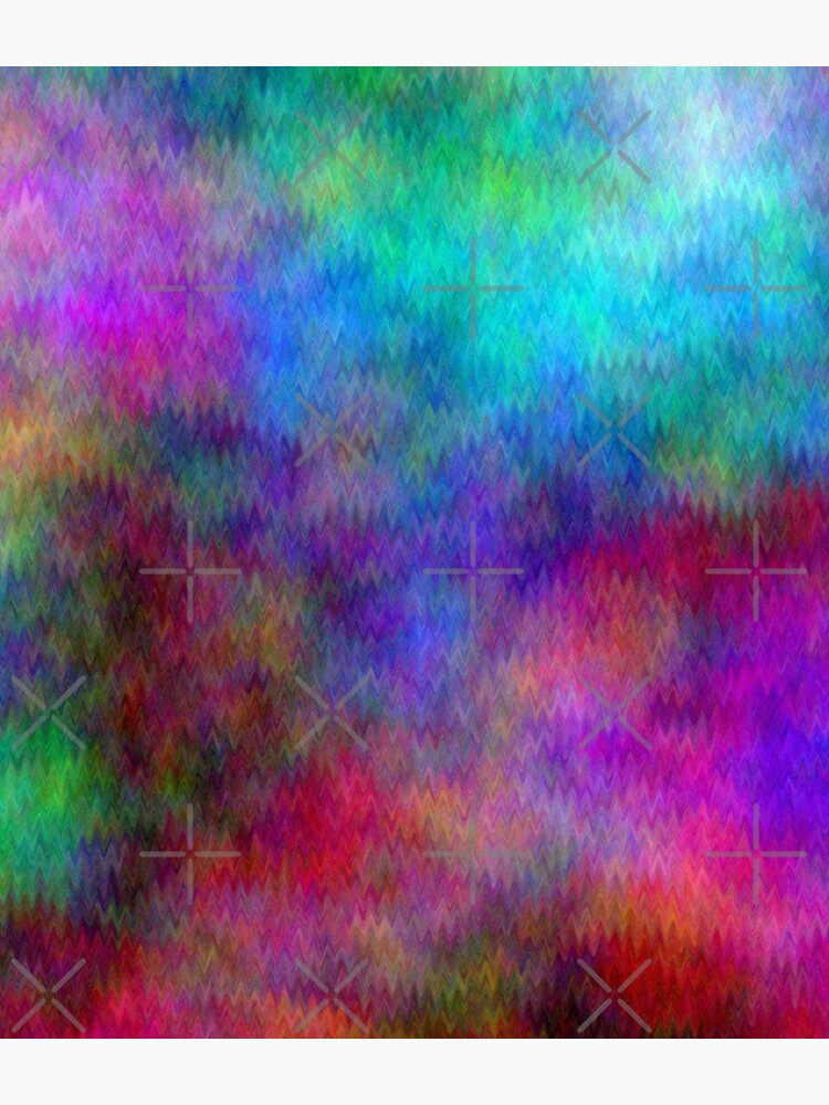 Nebula - Dreamy Psychedelic Space Inspired - Abstract Art by OneDayArt