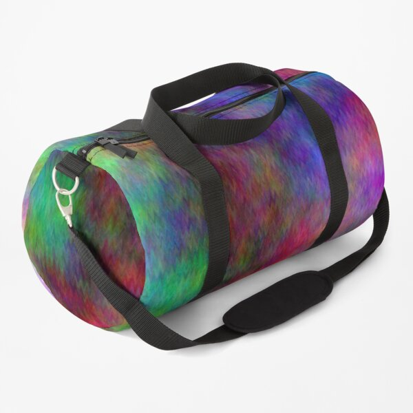 Nebula - Dreamy Psychedelic Space Inspired - Abstract Art Duffle Bag