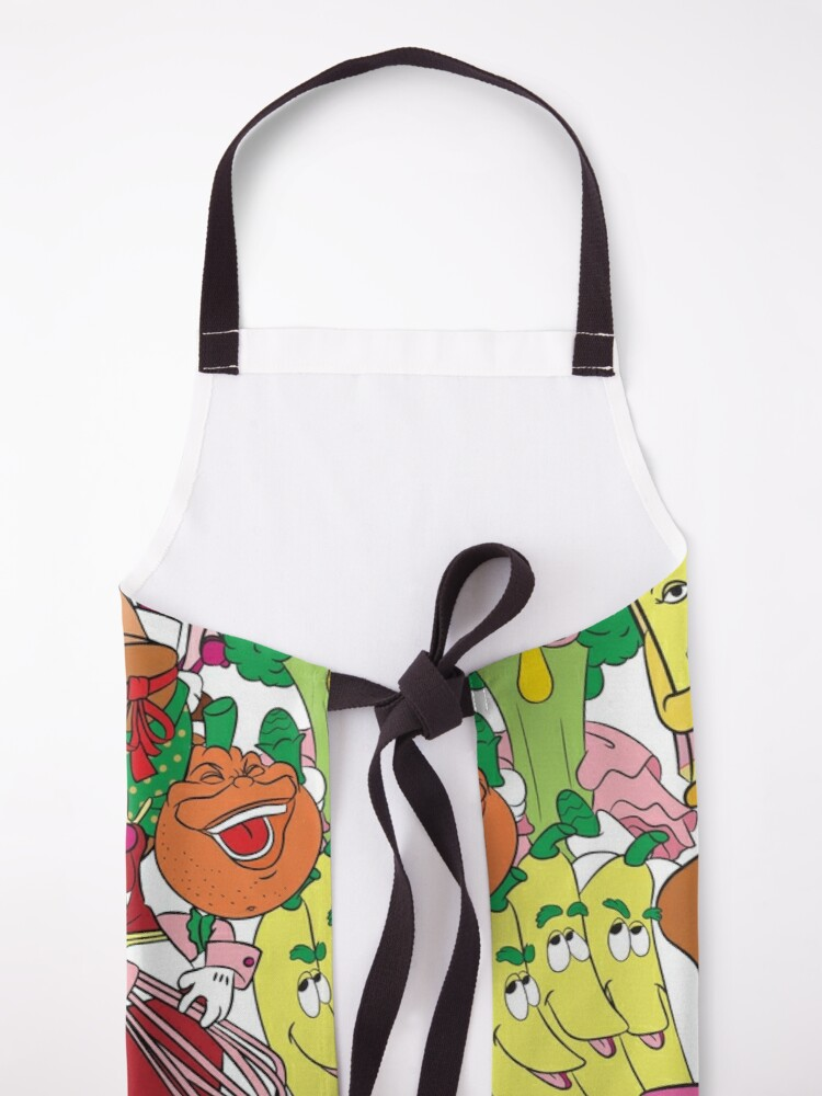 Alternate view of Kitchen Kabaret Gang Apron