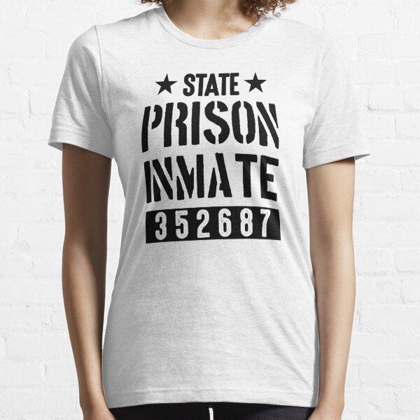 Star prison inmate 352687 Essential T-Shirt