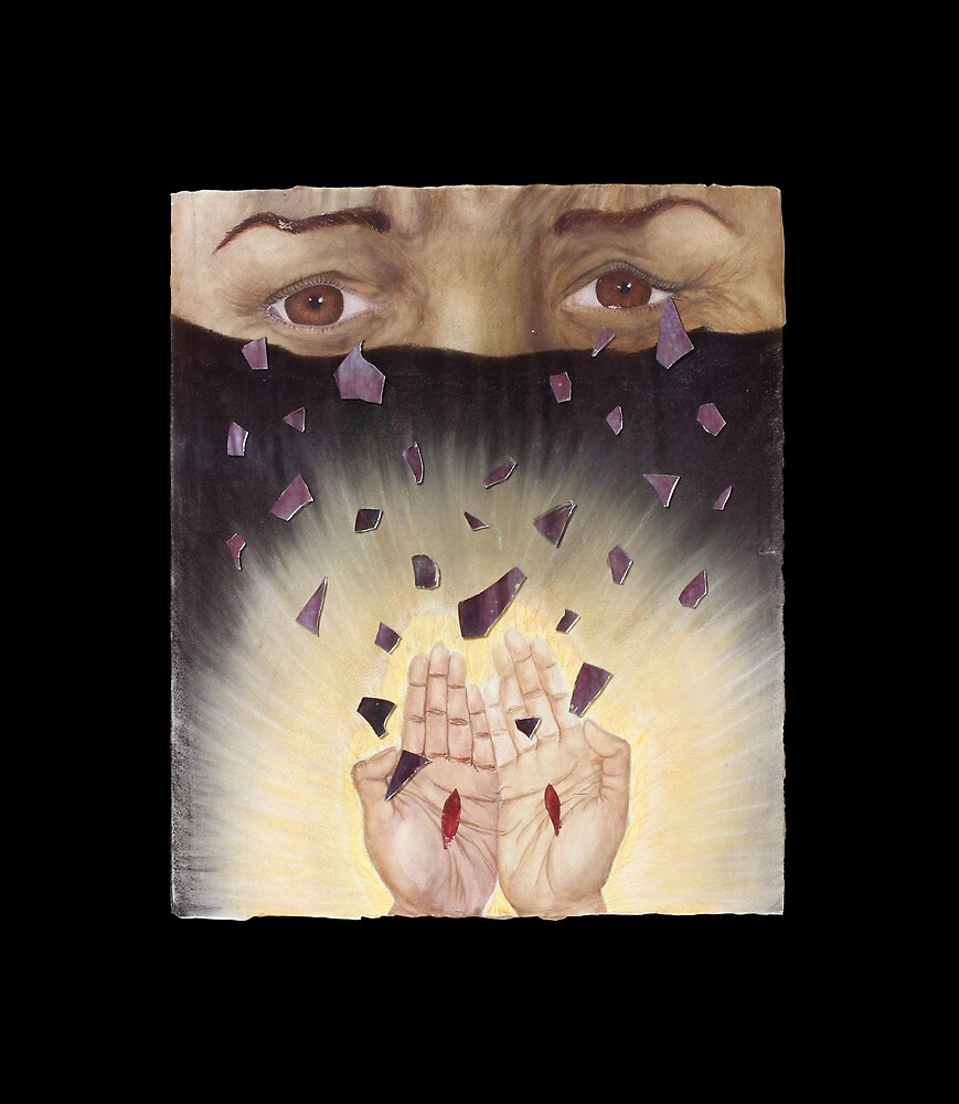 In the Hands of Jesus by cstanleya