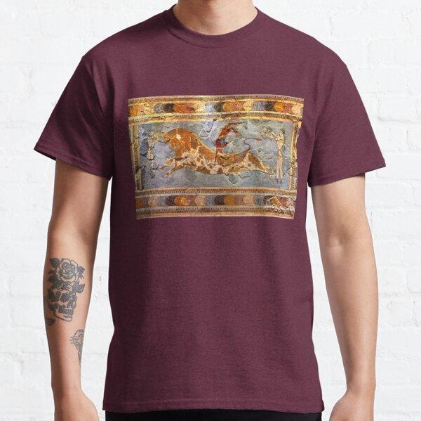 Minoan Times - Dancing with the bulls Classic T-Shirt