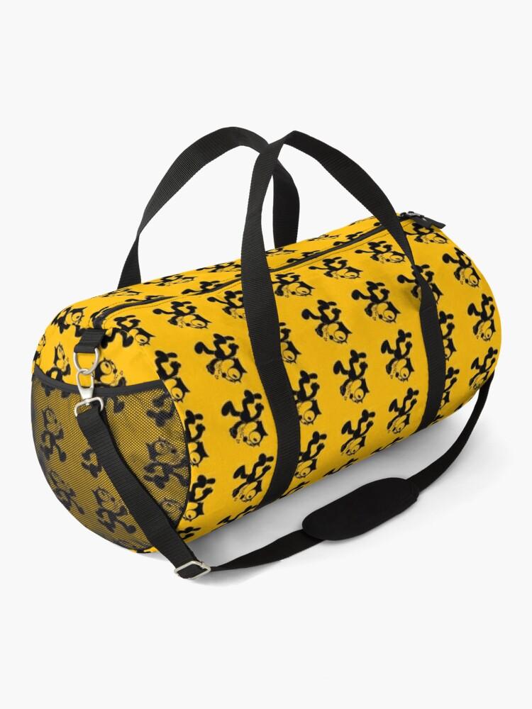 Alternate view of Felix The Cat Duffle Bag